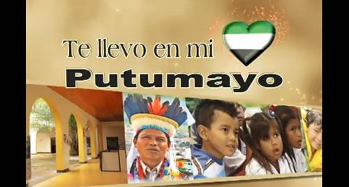 PUTUMAYO… Te llevo en mi corazòn