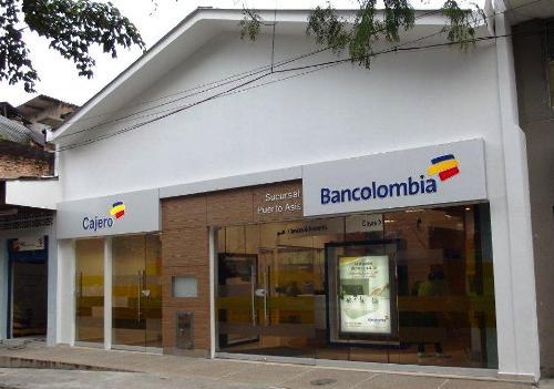 Con La Nueva Sucursal En Puerto As S Bancolombia Sigue Apoyando El Crecimiento En Putumayo