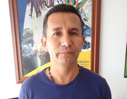 Alonso Barrera - Concejal de Mocoa