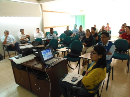 Coordinadores municipales del gestión del riesgo participaron del primer encuentro departamental.