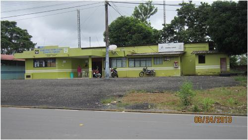 Hasta este sitio ubicado en la Punta, Ecuador llegan los colombianos a solicitar atención médica