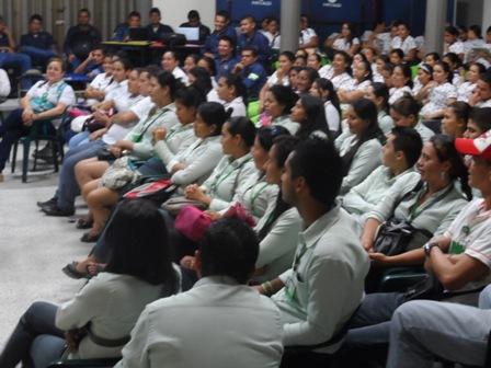 1.Sólo los aprendices de Mocoa y Puerto Asís de formaciones tituladas podrían hacer parte del proceso de inscripción, que se adelanta desde el 10 de julio hasta el 25 del mismo mes.
