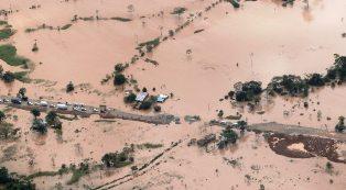 Inundación Via Santana