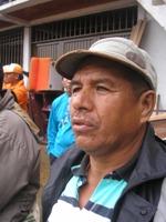 Carlos Figueróa - Habitante del Barrio