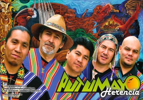 herencia - grupo putumayo