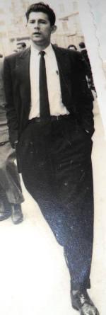 Médico Victor Guerrero. Bogotá 1959. Fue Director de Salud del Putumayo a los 25 años de edad