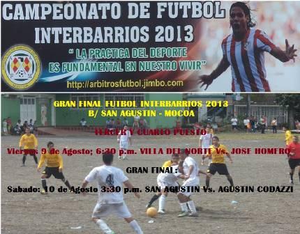 FINAL INTERBARRIOS