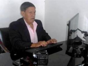 Claudio Gomajóa Afiliado CNP Putumayo