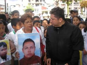 desaparecidos en el Putumayo