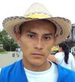 Alexander Rodríguez. Perteneciente red de derechos humanos.