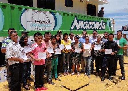 anaconda clausura 1
