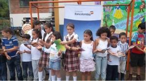 Entrega de Libros en Santa Rosa de Cabal