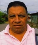 Ismael Pinchao Líder comunitario.