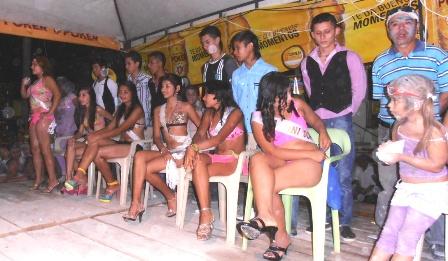 En los carnavales de 5 y 6 de Enero de cada año, se elige reina en la cual participan representantes de las diferentes veredas.