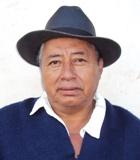 JOSE PORFIRIO MORALES CUARAN. Gobernador  del pueblo Pasto en el año 2.013