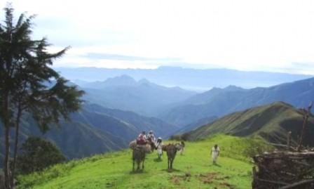 El Parque Nacional Sierra Nevada de Santa Marta será el primero en implementar el proyecto Bio Guarda. /Ángela Gómez