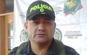 Coronel Gualdrón - Comandante Operativo Putumayo