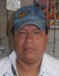 Gerardo Santos  Derechos Humanos Orito.