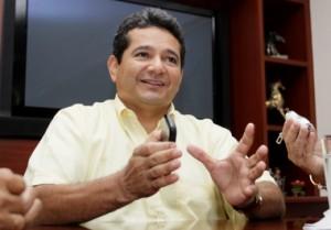 Ppresidente ejecutivo de la Cámara de Comercio de Neiva, Ariel Rincón Machado