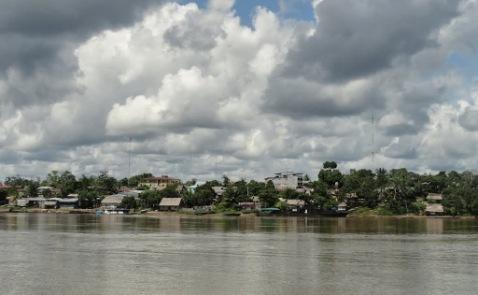 Putumayo - El Estrecho. Perú Foto: Sergio Ubaldo/ Panoramio