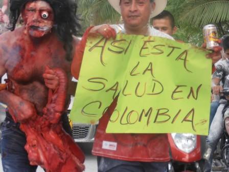 Disfraz Individual : Así está la salud en Colombia