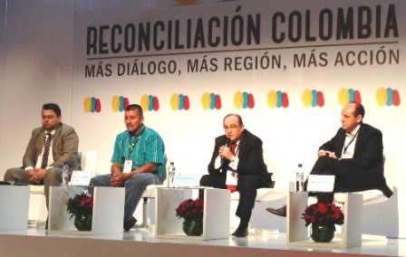 Reconciliación Colombia - Medellín