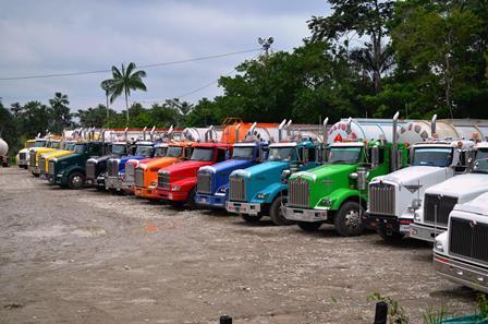 Esta asociación reúne 1.400 conductores de siete empresas transportadoras de crudo.
