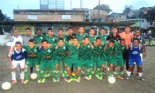 Selección Putumayo Sub 17
