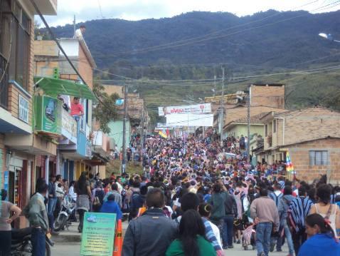 Foto : Sucesos - Valle de Sibundoy