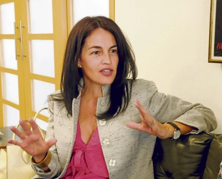 Sofia Gaviria Correa - Foto : La Patria