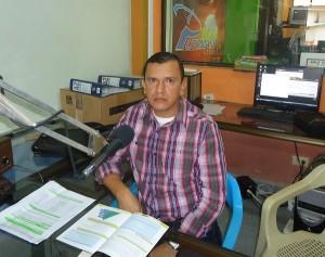 Ricardo Mateus - Secretario de Agricultura Departamental