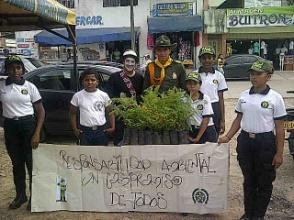 Campañas Ambientales en Villagarzón