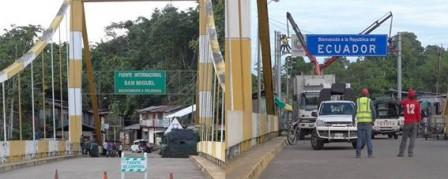 La frontera  marginada  del desarrollo. Foto La Dorada Putumayo