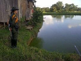 Proyecto piscicultura en VillaGarzón