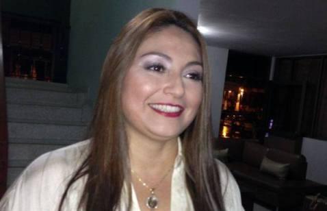 Diputada Vilma Zapata Ortiz