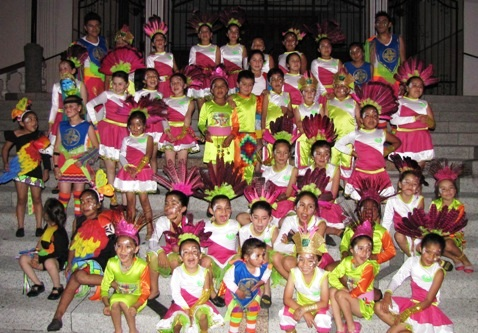 Colectivo infantil Andiwarmy Putumayo
