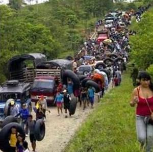 De Puerto Asís al Ferry - Punto de Partida