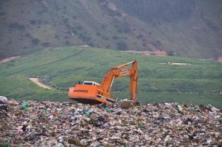 Con los rellenos sanitarios en el país, Minvivienda busca lograr una disposición adecuada de residuos sólidos. Foto: Archivo MVCT.