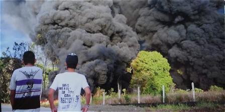 Cómo el narcotráfico destruye el medioambiente