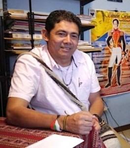 Yules Anzueta, líder campesino