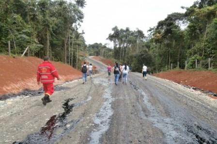 Foto: Consejo Municipal de Gestión del Riesgo en Puesto Asís