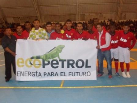 Selección Orito - Subcampeón