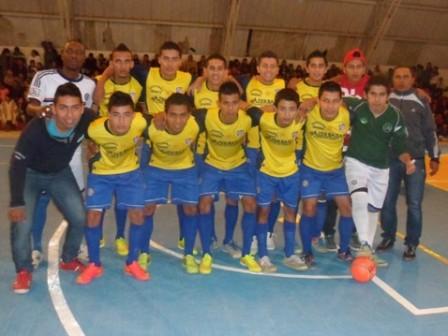 Selección Mocoa - Campeón