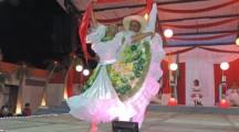 Silvia Ayure Cabezas, reina departamental del Bambuco en Putumayo