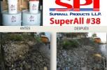 SUPERALL #38, Tecnología de punta para Biorremediación Ambiental, Limpieza y Contingencia de Hidrocarburos