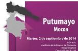 En Mocoa, Socialización de la convocatoria del Programa Nacional de Concertación Cultural 2015 del Ministerio de Cultura