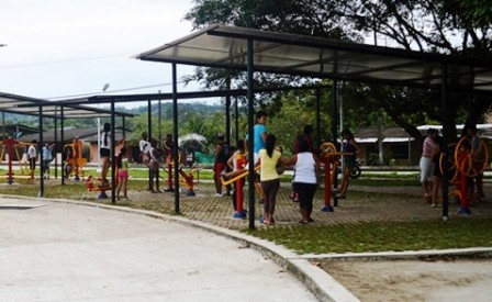 Parque Orito 1