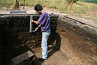 Gracias a excavaciones arqueológicas, se encontró una de las presencias más antiguas de humanos que ocuparon la cuenca amazónica.