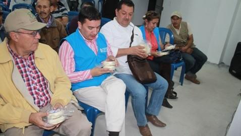 Centro de acopio para el procesamiento de leche en el Valle de Sibundoy