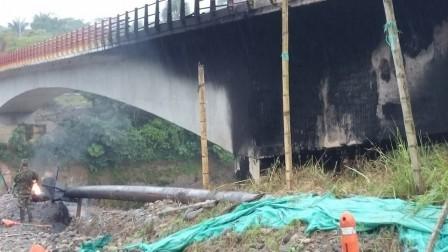 Atribuyen a las FARC ataques contra infraestructura petrolera